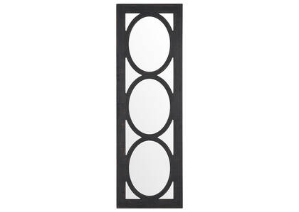 Infinity Wall Mirror Black