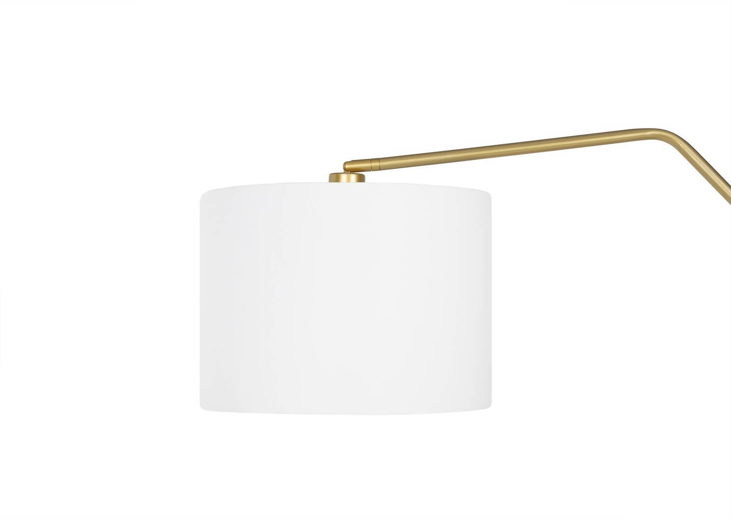 Brysen Arc Floor Lamp