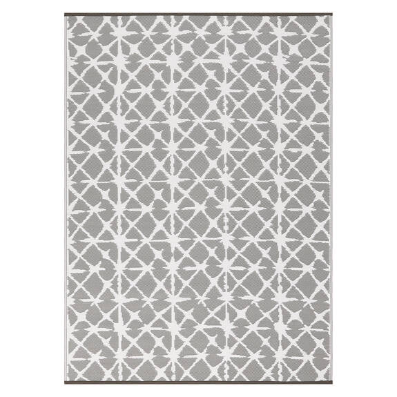 Bali Outdoor Rug - Shibori Pebble