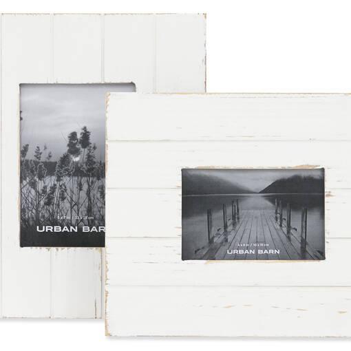 Calman Frames - White