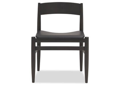 Archie Dining Chair -Charcoal