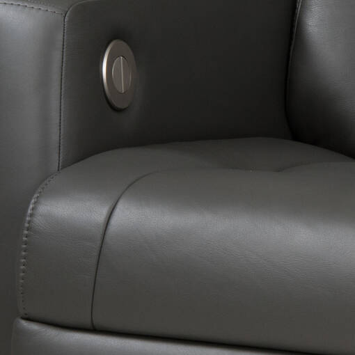 Benson Motion Recliner - Tre Graphite