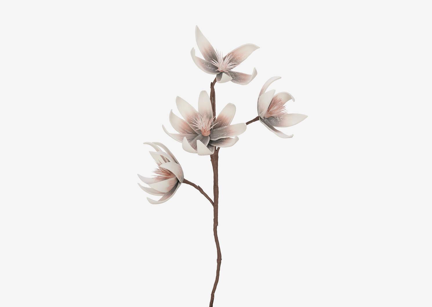 Tige de fleur Dree rose ballet