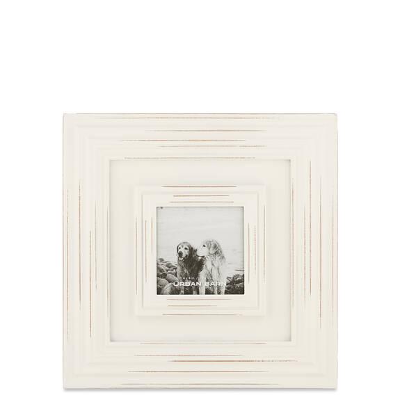 Jayson Frame 4x4 White