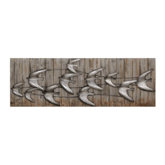 Soaring Wall Decor