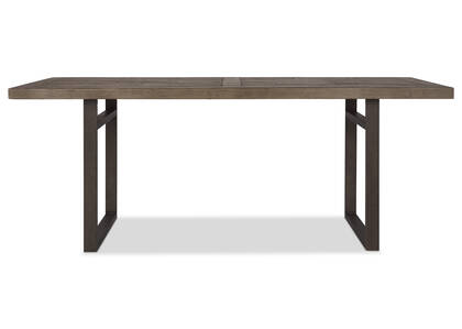 Montaro Dining Table -Coco Pine