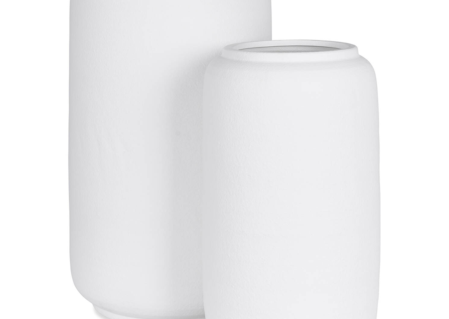 Gwendolyn Vase Small White