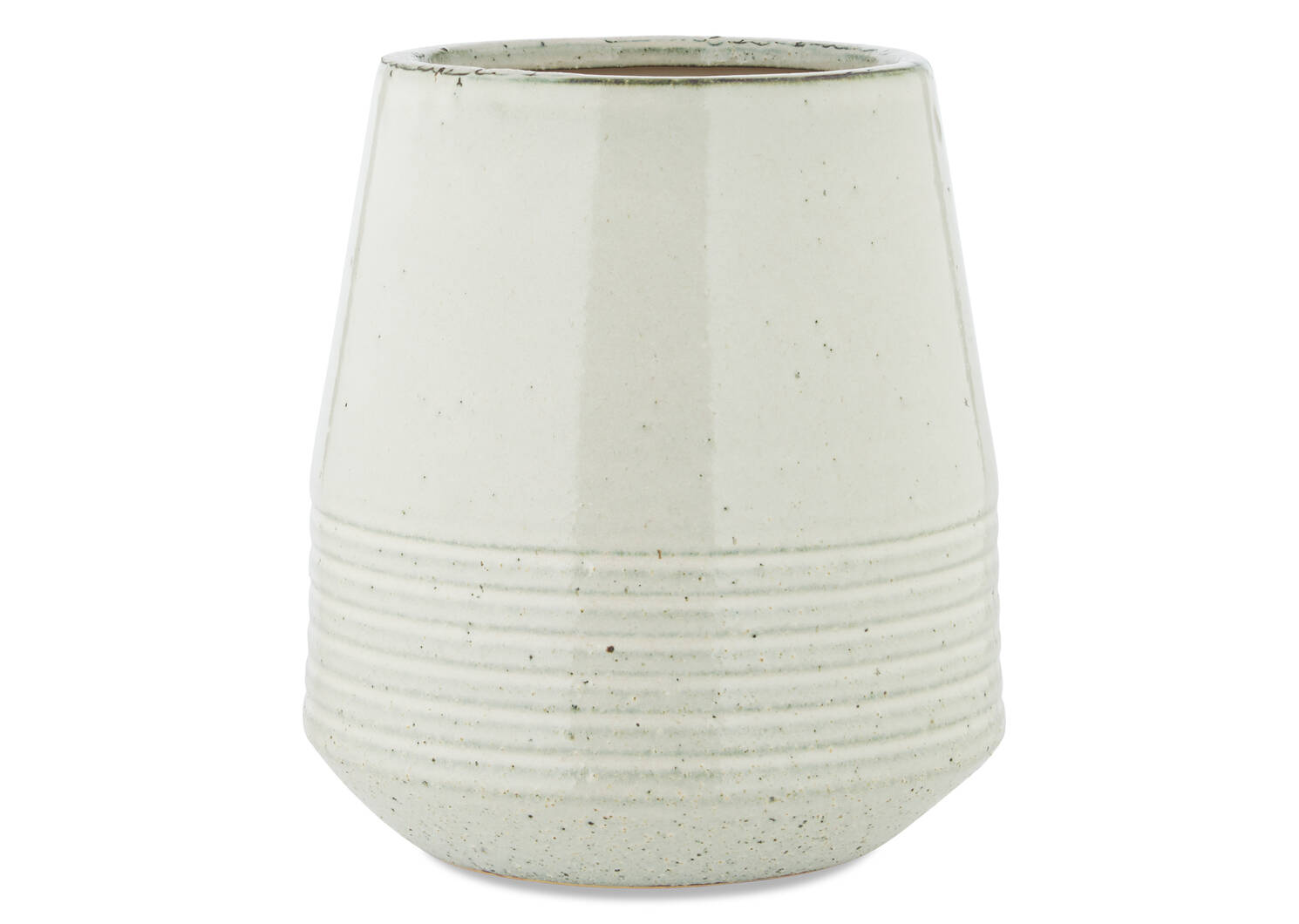 Clancy Vase Large White