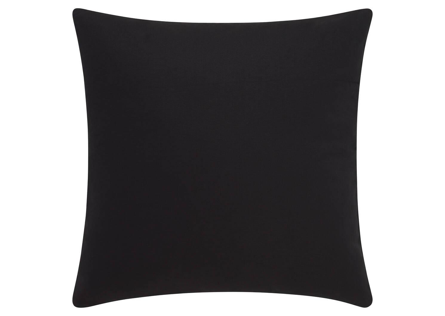 Peta Toss 20x20 Black/Grey