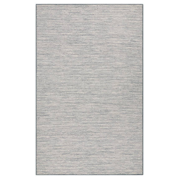 Townsend Rug - Graphite/Cream