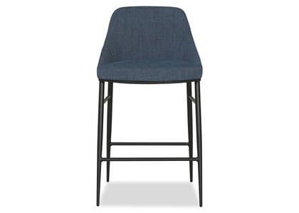 Raye Counter Stool -Sonny Navy