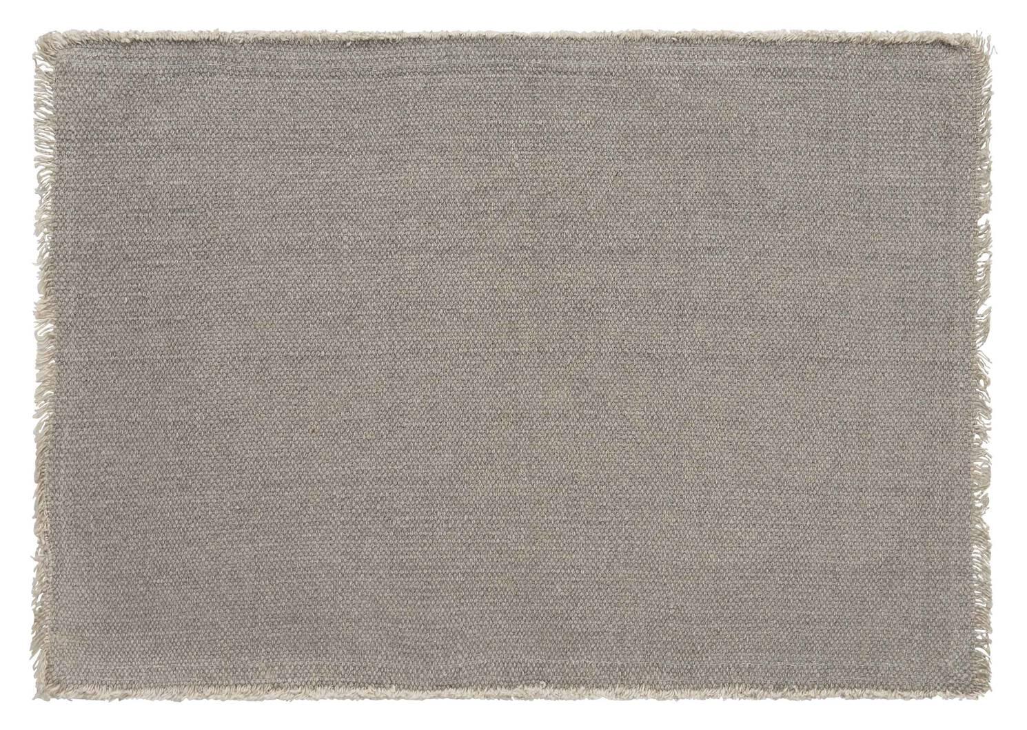 Napperon Pembrooke gris pâle