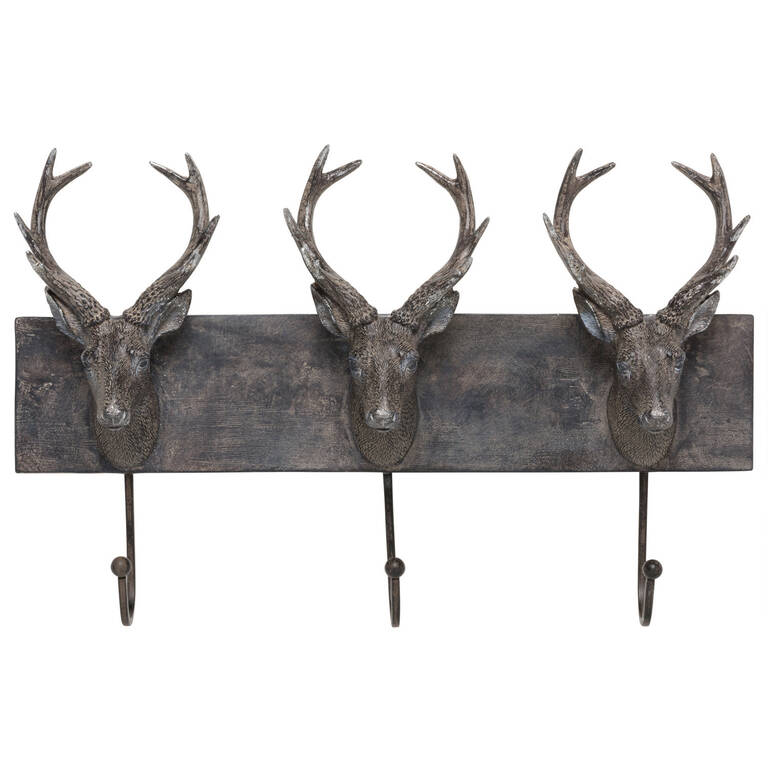 Hartwell Stag Head Wall Hook