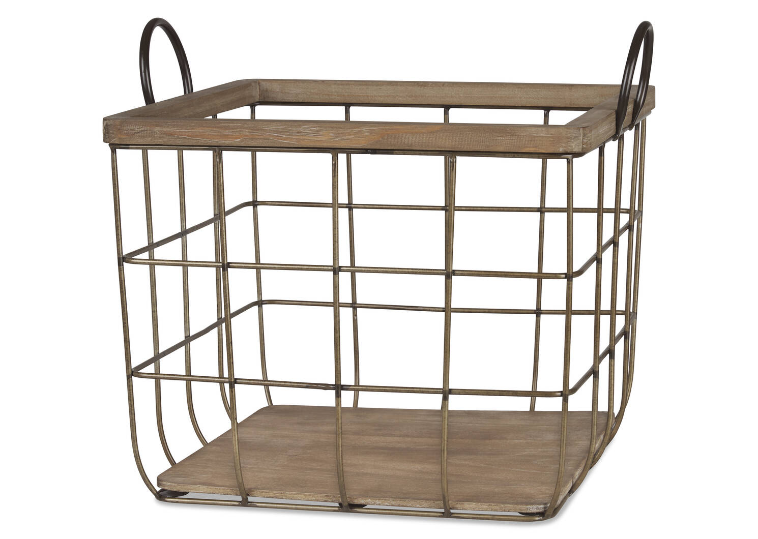Haddon Wire Baskets