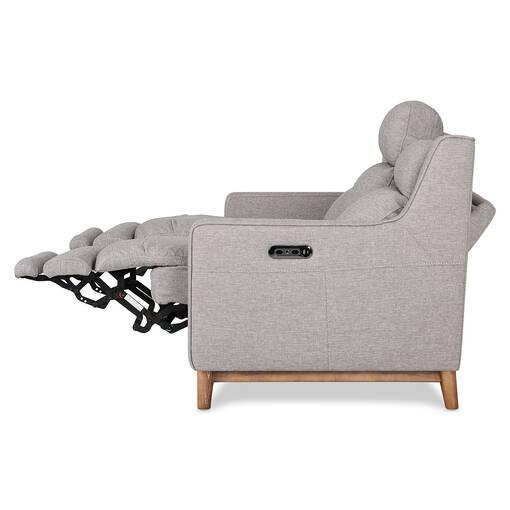 Sanibel Reclining Sofa -Brava Grey