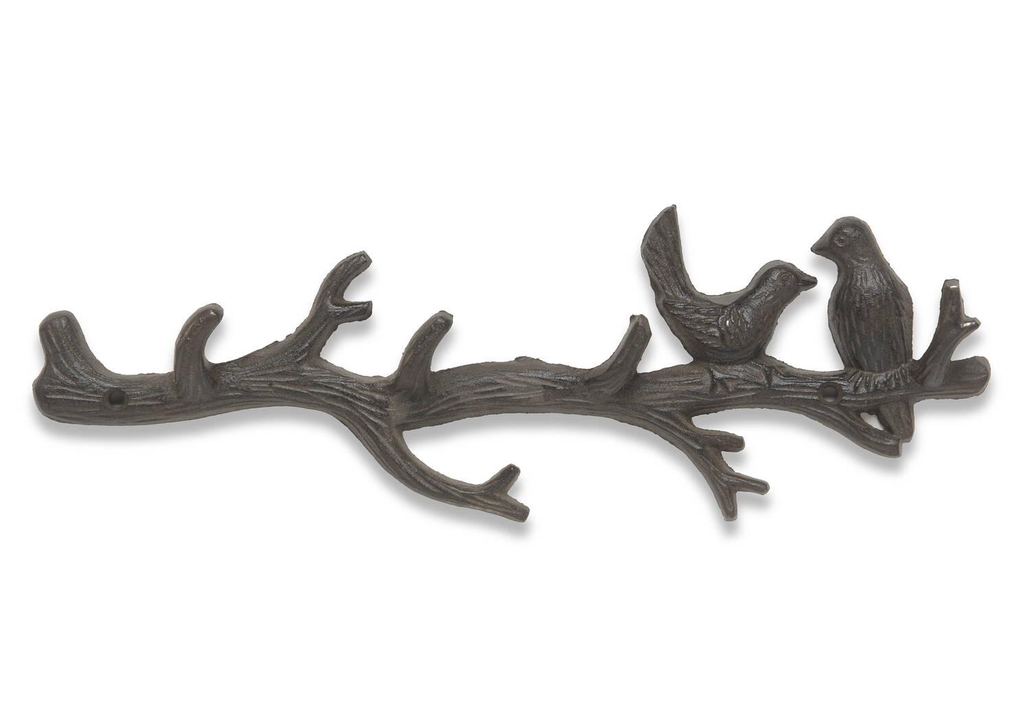 Bird Branch Hook Iron