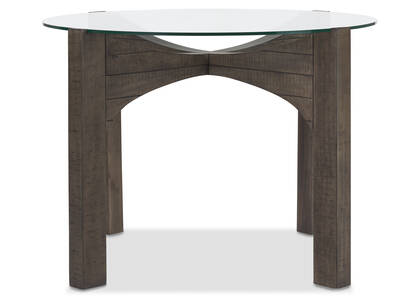 Auckland Dining Table -Kendal Charcoal