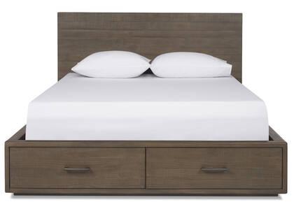 Macklin Storage Bed -Kirun Stone, KING