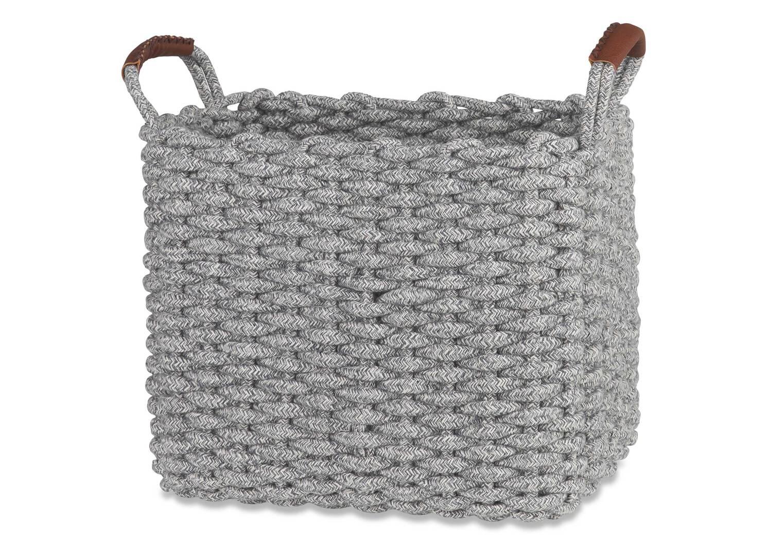 Corde Baskets -Grey