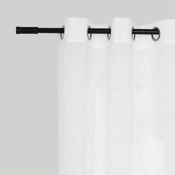 Reed Panel 96 White