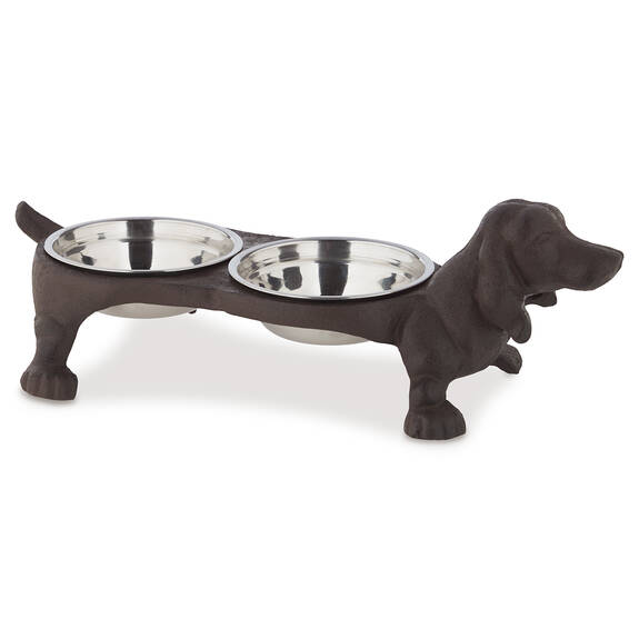 Dachshund Pet Bowl Set