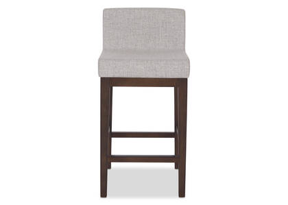 Armand Counter Stool -Cyrilo Silver