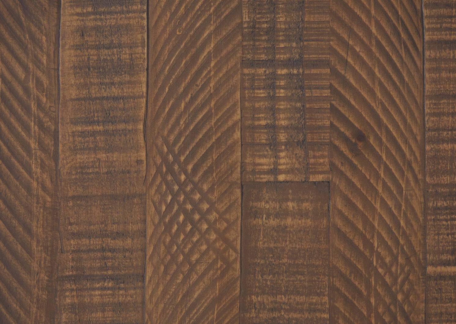Jericho Entry Bench -Malta Pine