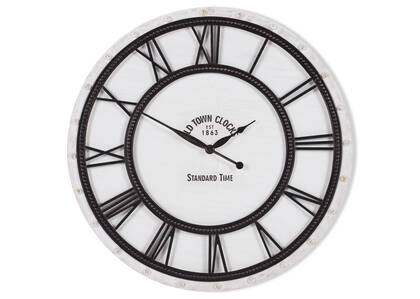 Lundy Wall Clock