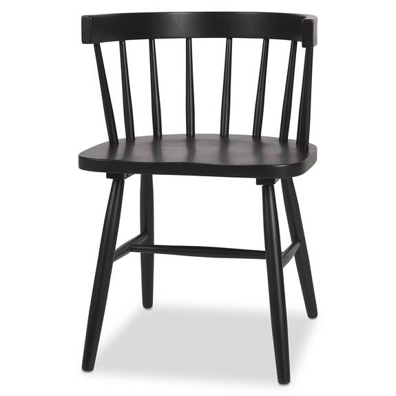 Atzlee Dining Chair -Black