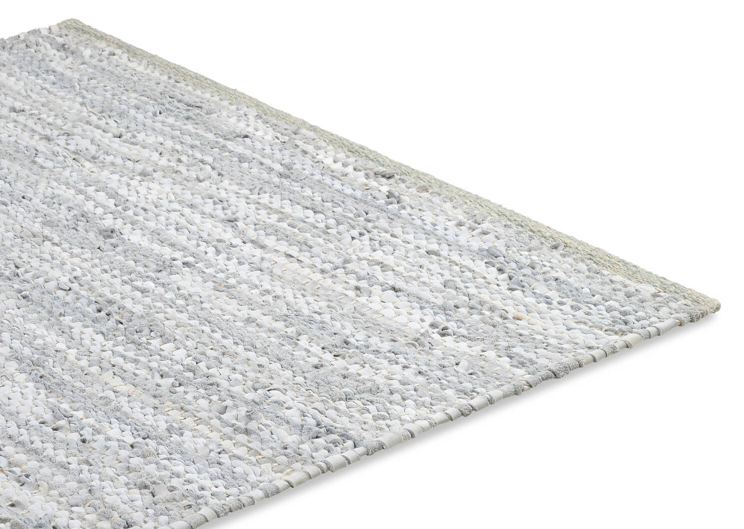 Patton Accent Rug - Light Grey