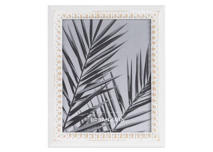 Cadre Maeby 8x10 blanc