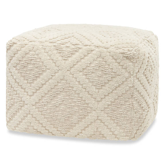 Pouf Westfall naturel