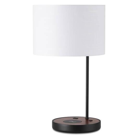 Lampe de table Edrie avec chargeur