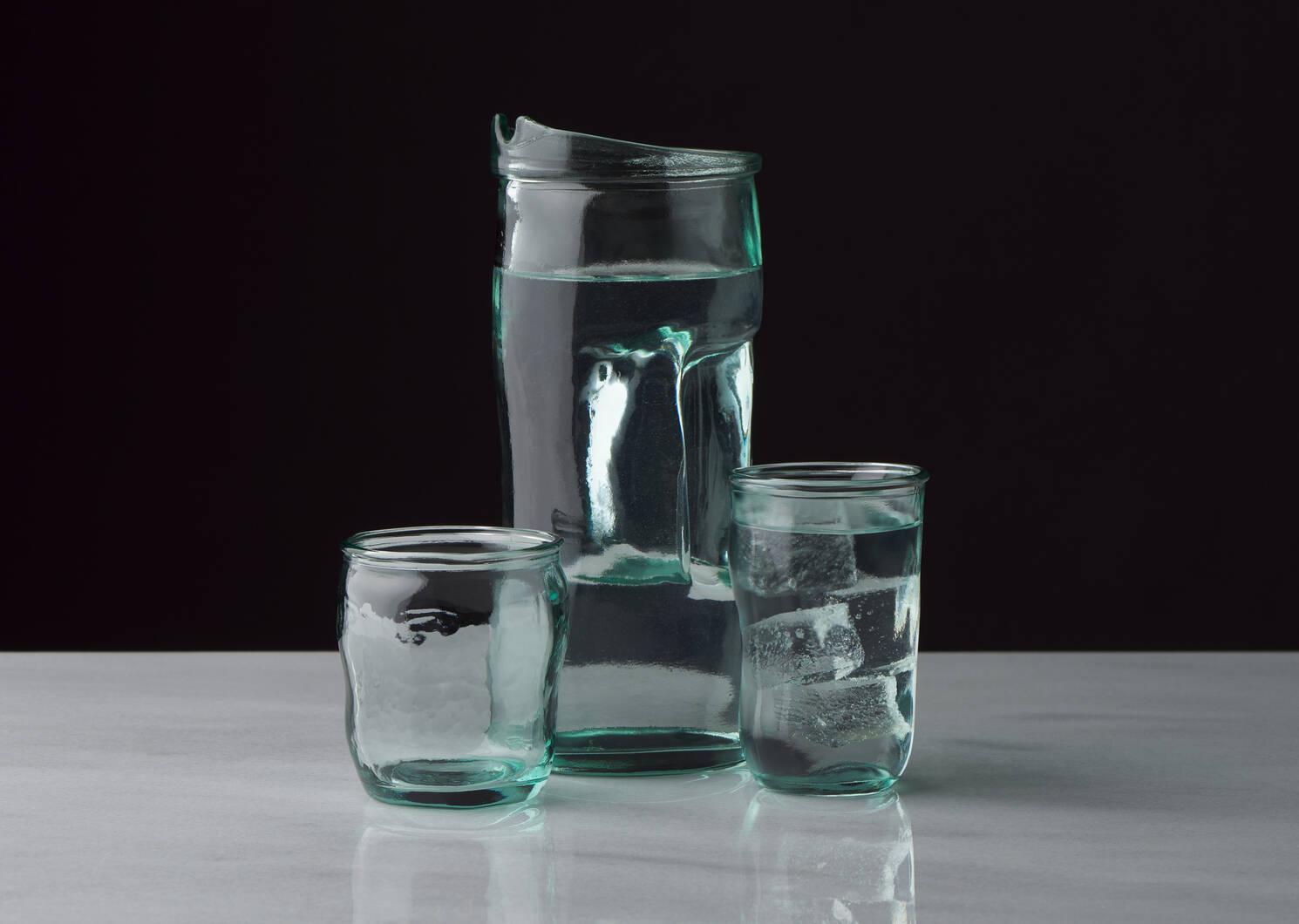 Marta HB Glass Clear