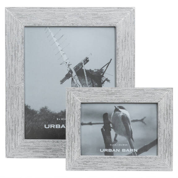 Rooney Frames - Silver