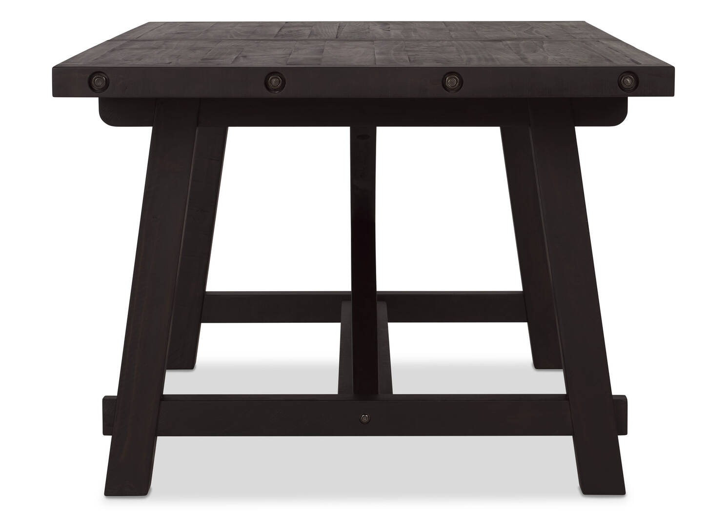 Ironside Ext Dining Table Rect -Khal Caf