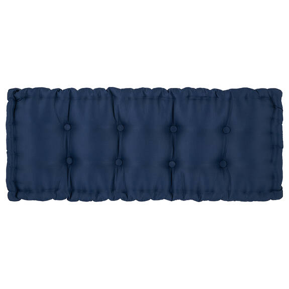 Aviva Bench Seat Cushion Atlantic