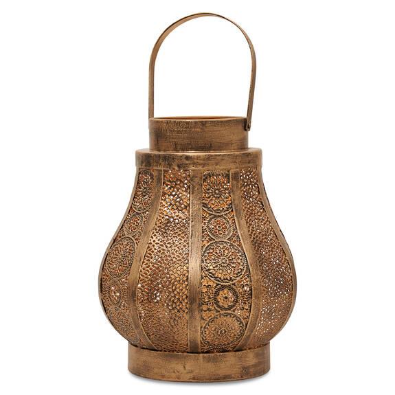 Lanterne Solis bronze antique