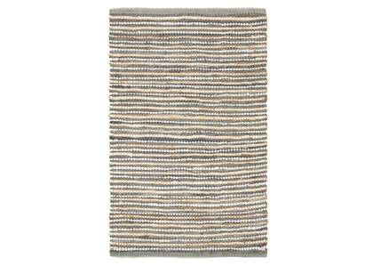 Rey Accent Rug - Dusty Grey