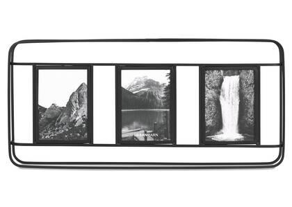 Kismet Frame 3 - 5x7 Black