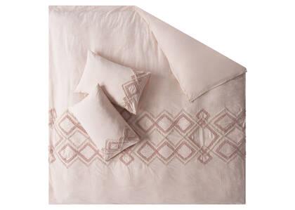 Sloane Duvet Sets - Pink