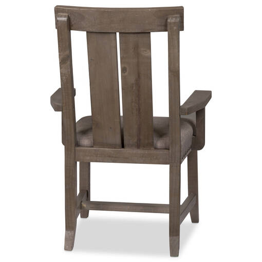 Ironside Arm Chair -Rustic Grey