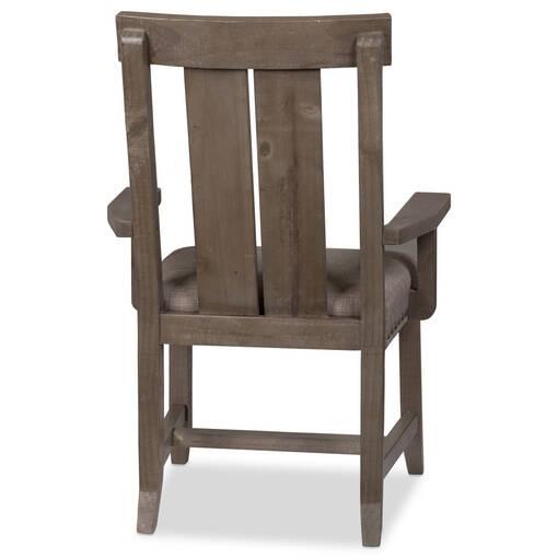 Ironside Arm Chair -Rustic Grey