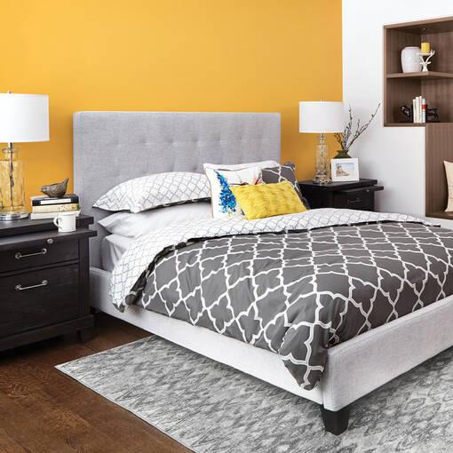 Spencer Custom Bed
