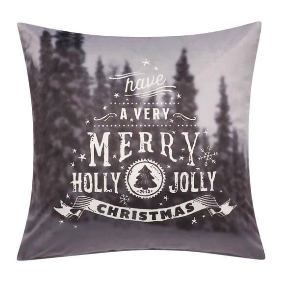 Holly Jolly Toss 20x20