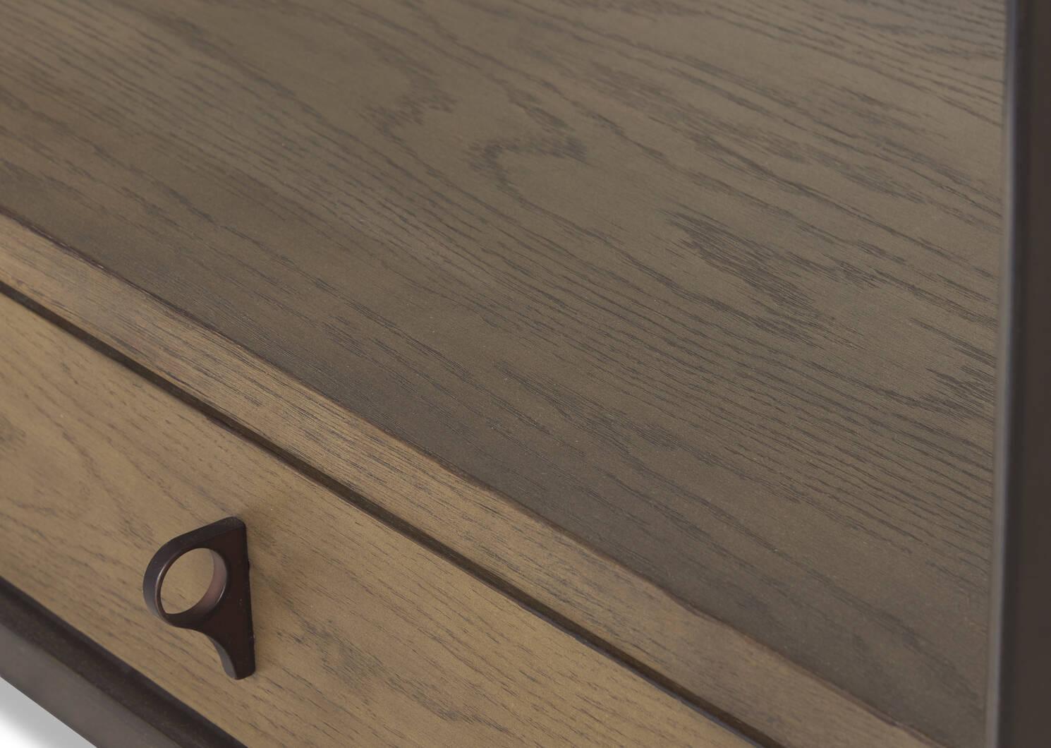 Haden Coffee Table -Madri Sand
