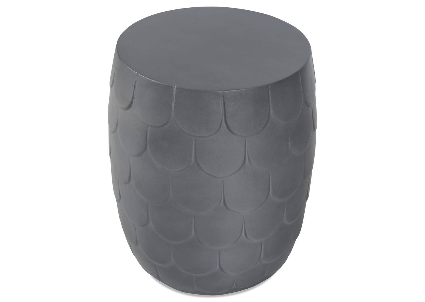 Lorie Side Table -Azores Grey