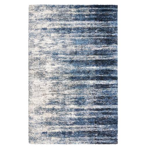 Levine Rug 63x90 Blue