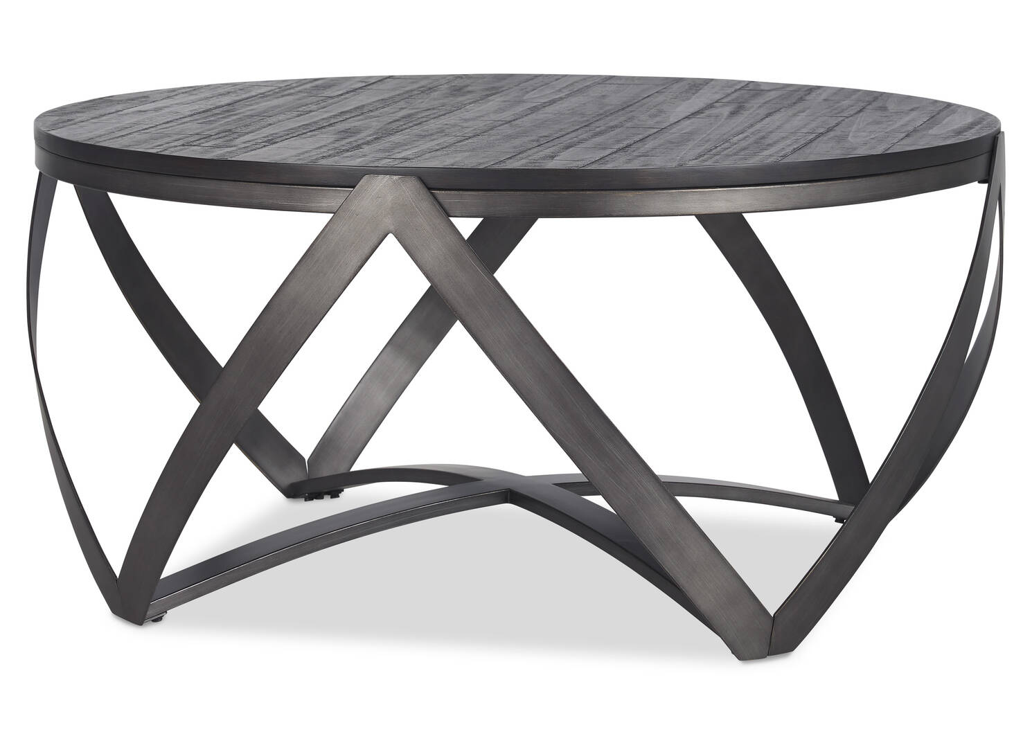Argyle Coffee Table -Reviv Coal