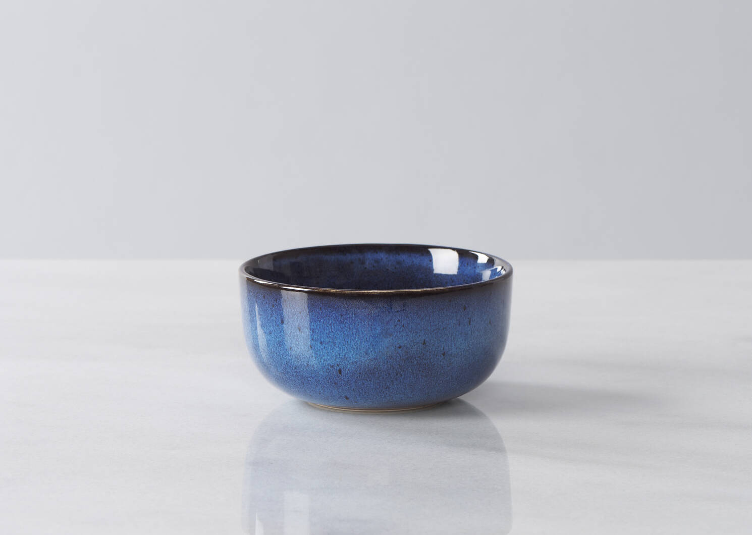 Fontaine 16pc Dish Set Dark Blue